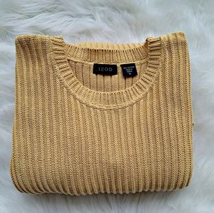 Oversized Men's Izod Sweater